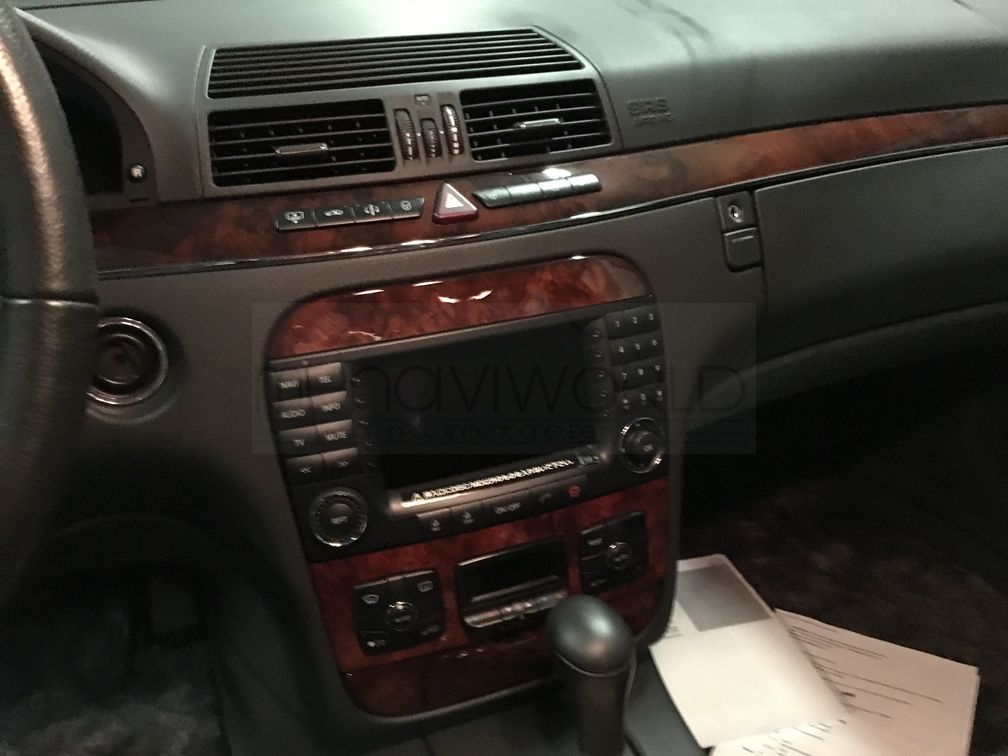 Mercedes Comand DX systeem