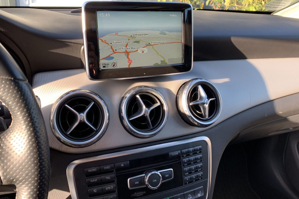 Mercedes Comand NG47