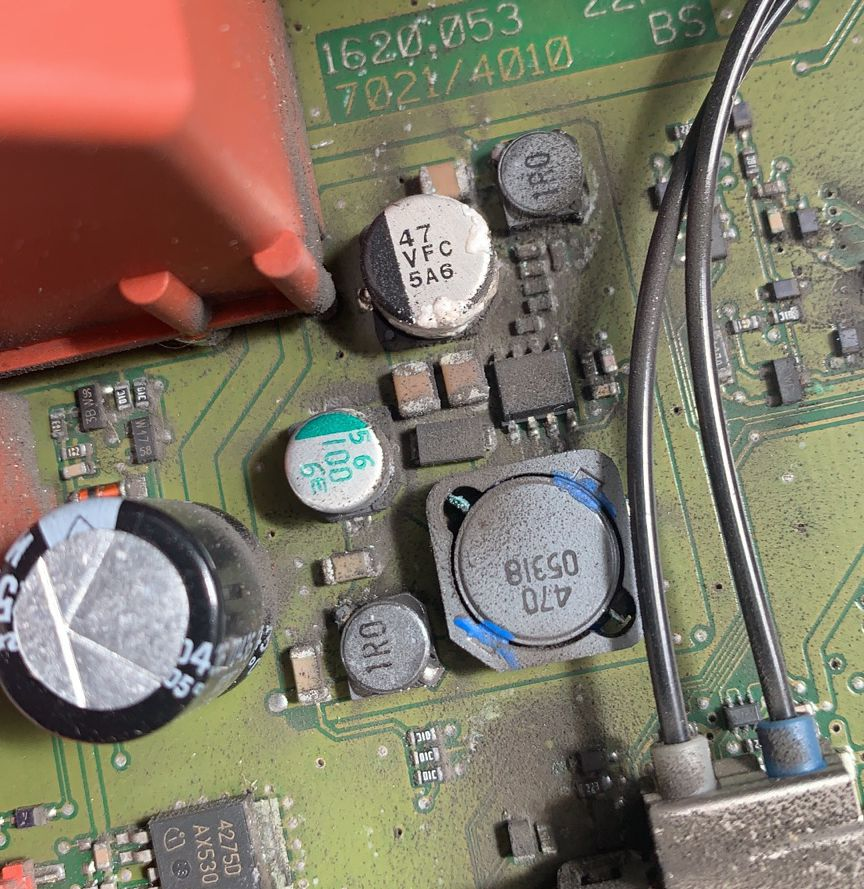 Amplificatore Harman Kardon tessuto w221