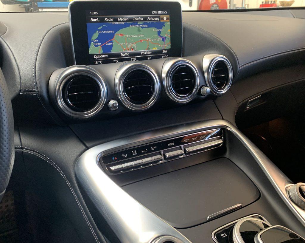 Mercedes Command GT