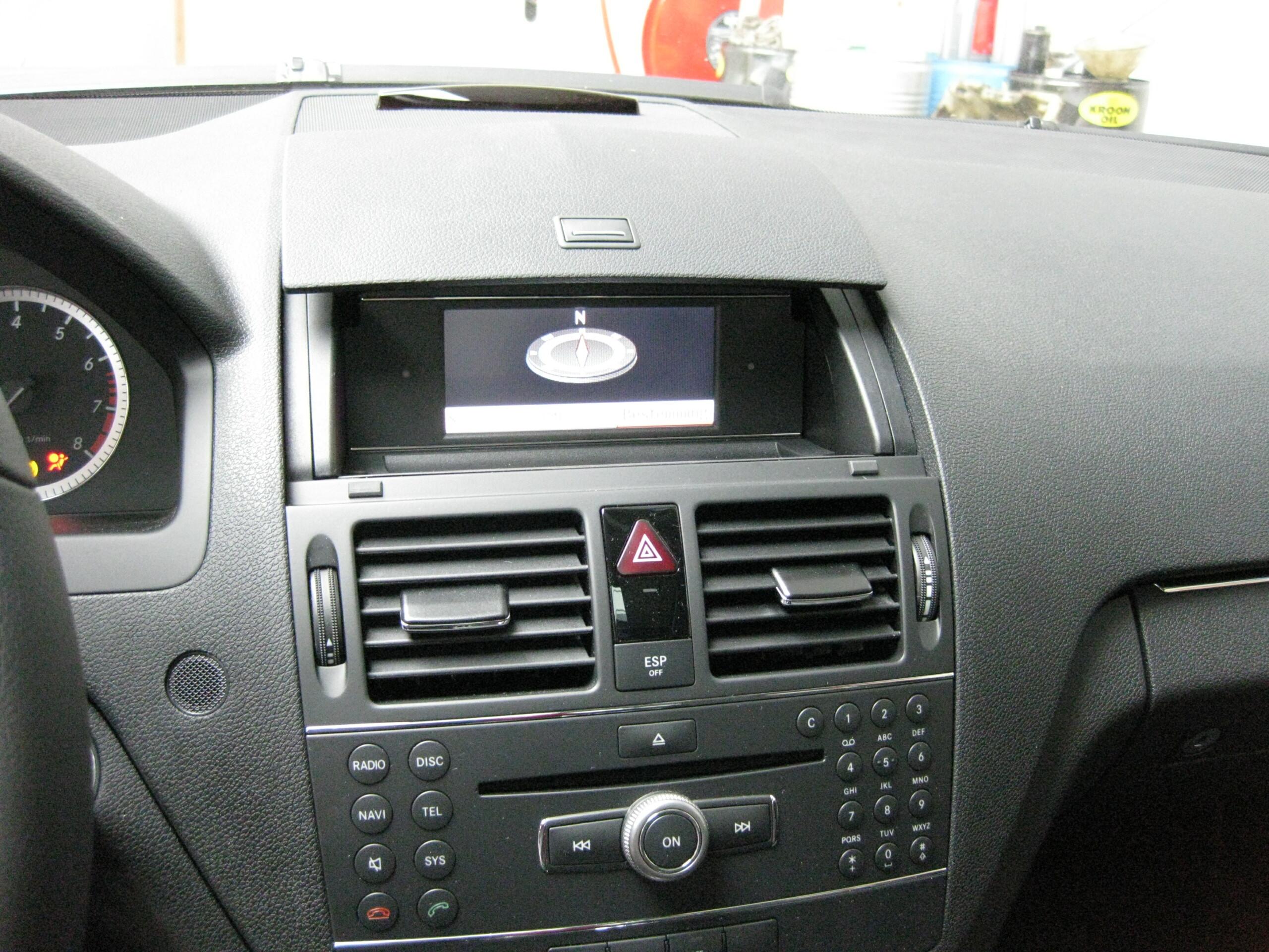 Mercedes APS 50 NTG4