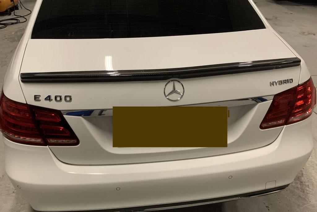 Mercedes E 212 400 Hybrid Japan