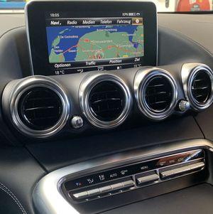 Mercedes Navigation im AMG GT